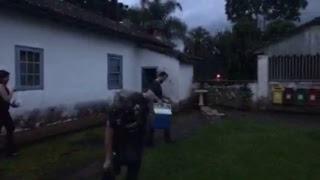 Live Fazenda Capão Alto Caça Fantasmas Brasil Castro PR