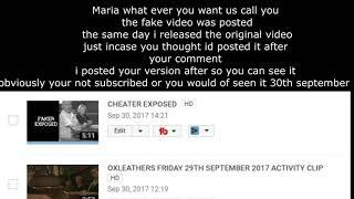 STOKE HAUNTED fav troll Maria