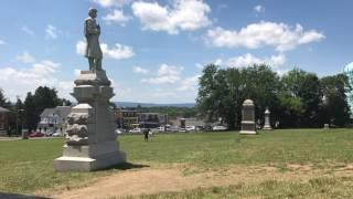 Time lapse in Gettysburg