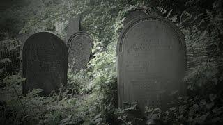 GHOST HUNTING AT HAUNTED ABANDONED GRAVEYARD!!! (FOUND ABANDONED CHURCH)