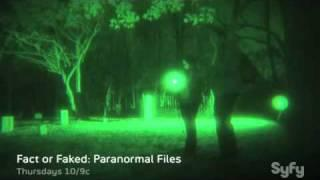 "Fact or Faked: Paranormal Files -- ""The Caretaker"" Sneak Peek Clip"