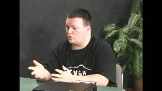 Champlain Valley Ghost Hunters First TV Interview p1