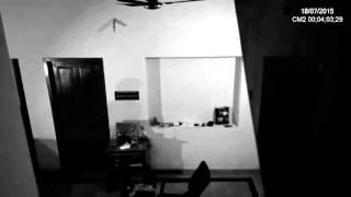 Ghost Caught on CCTV Camera FOOTAGE - Paranormal Activity Real VIDEO - Haunted house Scary video