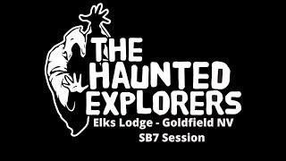 Goldfield NV - Elks Lodge Investigation - Ghost Box Session
