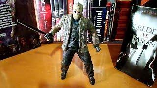 Figura de acción NECA - Freddy Vs Jason (Jason Voorhees)