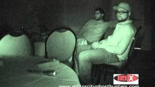 89x & Motor City Ghost Hunters investigate historic hotel in Trenton PART THREE