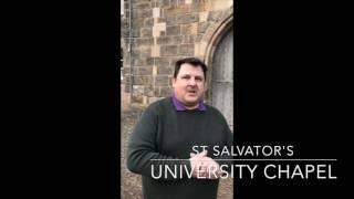 Project Paranormal l Ghost Stories of St Andrews with Gregg Stewart