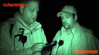 Drakelow Tunnels Ghost Hunt FFE15