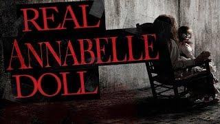 Real Annabelle Doll - True Story behind Annabelle The Doll