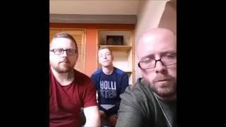 Paranormal-X : FACEBOOK live stream #1 (SPIRITS, GHOSTS, TEAM CHAT Q&A)