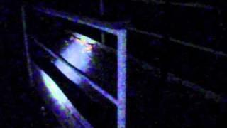 ATTACKED by an entity, Paranormal Investigation (10-15-2010) Part 2