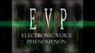 Official E V P incomprehensible