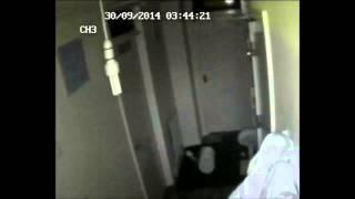 ORB, light Anomalies in Hall Way PT:2 30th Sep 2014