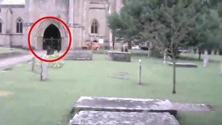 Scary Real DEMONIC Voices Caught On Tape At Haunted Graveyard Using GHOST BOX