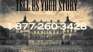 Legend Of Goat Man - Ghost Of Mom - The Haunted Estate Podcast