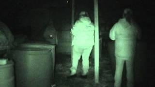 Brenda and Sean guest hunt at a private farm ~ part one.wmv