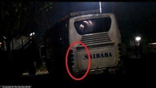 Ghost caught on tape near public transport?? MOST HAUNTED