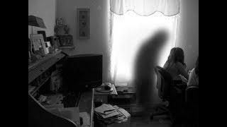 OMG Shocking Real Ghost Attack Caught on Camera, Haunted Ghostly Figure Compilation