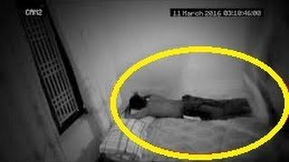 Paranormal Activity Caught On CCTV Camera - Ghost Videos