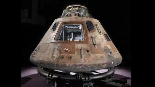Apollo 11's Columbia command module to hit the road on museum tour after 40 years at the Smithsonian