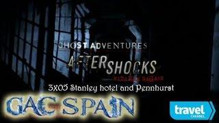 Ghost Adventures Aftershocks S03E05 Stanley Hotel and Pennhurst HD