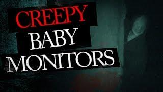 5 Creepy Sounds Picked Up By Baby Monitors