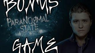 Paranormal State - Poison spring (BONUS game) - FULL Walkthrough