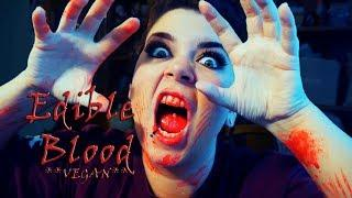 Edible Blood DIY **VEGAN**