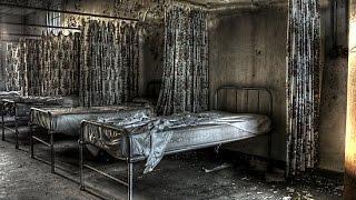 FANTASMAS en Hospitales Abandonados
