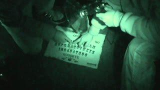 Ouija Board Session Gone Wrong As ZoZo Demon Enters Portal! Demon Caught On Tape