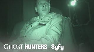 GHOST HUNTERS (Clips) | 'Familiar Sounds' | Syfy
