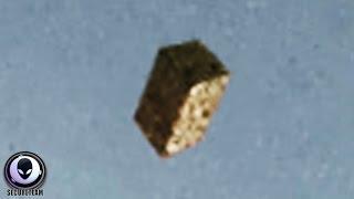 Witness Of Major Texas UFO Cube & Portal Sighting Breaks Silence 7/1/2015