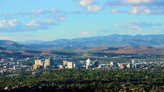 "Robb Canyon - Part 2 ""The Peavine Mountains Above Reno Nevada"""