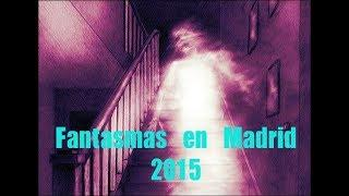 Fantasmas en Madrid / Ghost Area - Area Fantasma