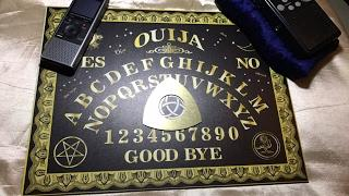 Real LIVE Ouija Session