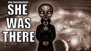 Real Alien ET Communication warned us of demonic forces in our house, Alien Abduction experience NI3