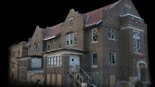 Spirit Activity In Haunted Ashmore Estates Asylum