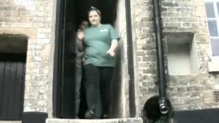 Harwich Redoubt Door Opening Footage HD 720