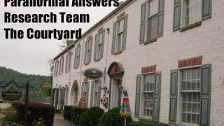 Paranormal Answers Research Team, The Courtyard Inn, July 19, 2014