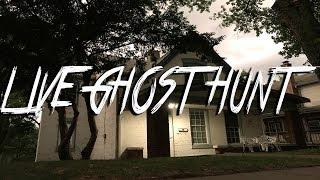 A Haunting - 72 HOURS ALONE IN A HAUNTED HOUSE - Ghosts, Demons, Ouija Board