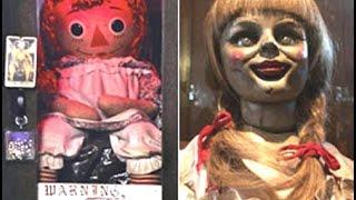 Annabelle The Creepiest Haunted Doll - The True Story