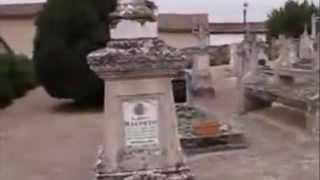 Ghost caught investigation in France Graveyard: Very spooky ghost caught video Scary Videos