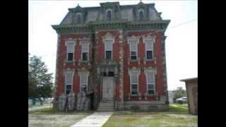 Investigation of Whitley County Sheriff's House and Jail Columbia City Indiana