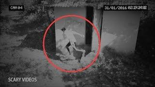 Terrific Ghost Sighting | Scary Videos | Ghost Attack Caught on CCTV | Ghost Adventures 2016