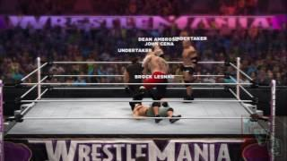 WWE The Road Ahead Part 2