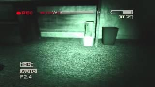 Outlast Gameplay parte 2 (TERROR)