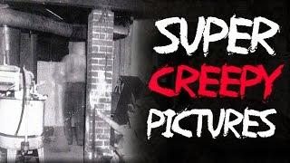 Top 15 Super CREEPY Pictures - Real Ghosts Caught on Tape