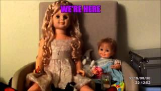 Haunted Doll Collection : Communication With Spirits Amy & Jamie