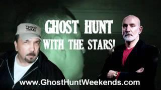 Octagon Hall Ghost Hunt with John Zaffis and Bruce Tango