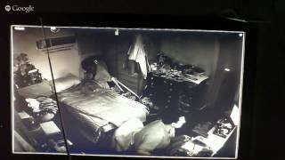 Live Bedroom Event, Ghost Boxes, possible Ouija Board.